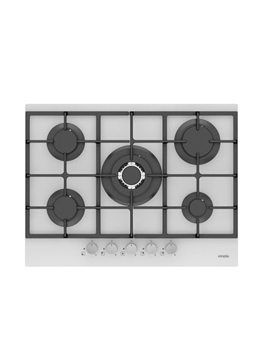 VİNOLA Vinola Set 019-B (MOG.7130.111.02 + MOMO.104.111.05  + MCWW105.111.601) Beyaz Ankastre Set Renkli